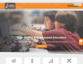 ilearnschools.org screenshot