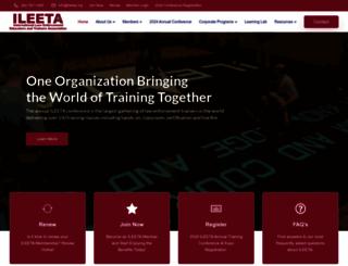 ileeta.org screenshot