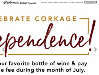 ilfornaio.com screenshot