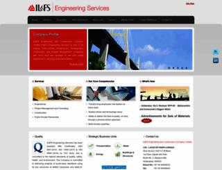ilfsengg.com screenshot