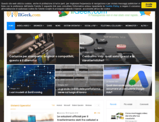 ilgeek.com screenshot