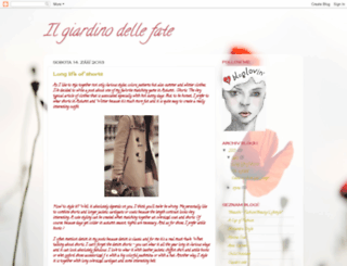ilgiardinodellafate.blogspot.it screenshot