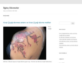 ilgincdovmeler.com screenshot
