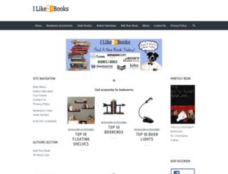 ilikeebooks.com screenshot