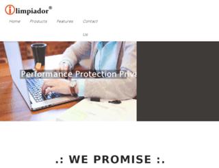 ilimpiador.com screenshot