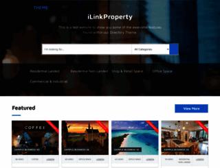 ilinkproperty.com screenshot