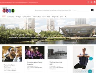 iliveinse16.com screenshot