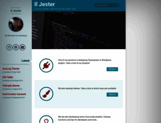 iljester.com screenshot