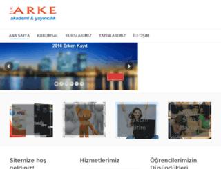 ilkarke.com.tr screenshot