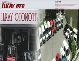 ilkayoto.net screenshot