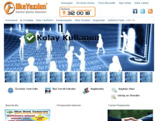 ilketoplusms.com screenshot