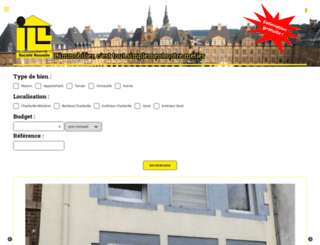 ill-immobilier.fr screenshot