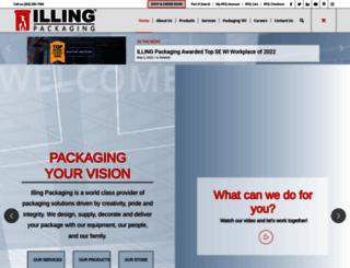 illingcompany.com screenshot