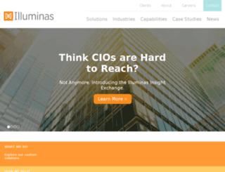 illuminas-global.com screenshot