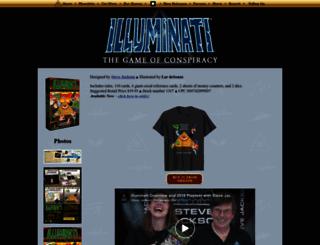 illuminati.net screenshot