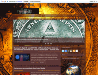 illuminatielitemaldita.blogspot.com.br screenshot