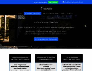 illuminazione-giardino.it screenshot