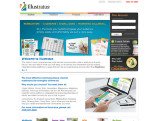 illustratus.com screenshot