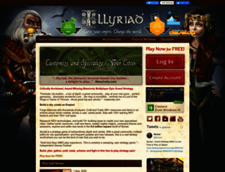 illyriad.com screenshot