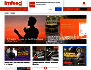 ilmfeed.com screenshot