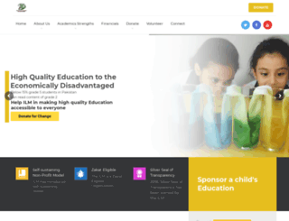ilmforall.org screenshot