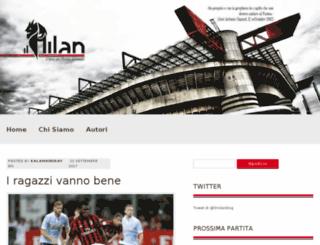 ilmilan.com screenshot