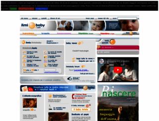 ilmiobaby.com screenshot