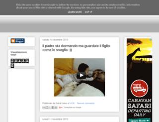 ilmondodidolceuomo.blogspot.it screenshot