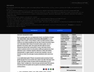 ilmondodilena.tgcom24.it screenshot