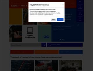 ilmonet.fi screenshot