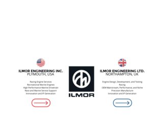 ilmor.com screenshot
