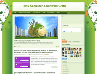 ilmu-reparasi-komputer.blogspot.com screenshot