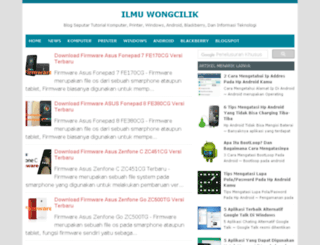 ilmu-wongcilik.com screenshot