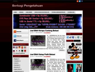 ilmubawang.blogspot.com screenshot