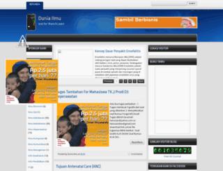ilmugreen.blogspot.com screenshot