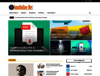 ilmuonline.net screenshot