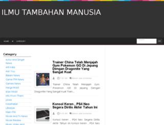 ilmutambahanmanusia.blogspot.co.id screenshot