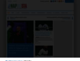 ilnapolista.it screenshot