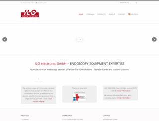 ilo.com screenshot