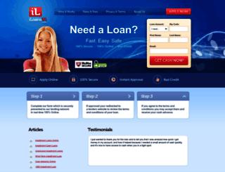iloans90.com screenshot