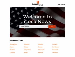ilocalnews.com screenshot