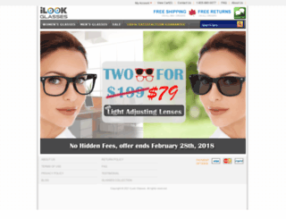 ilookglasses.com screenshot