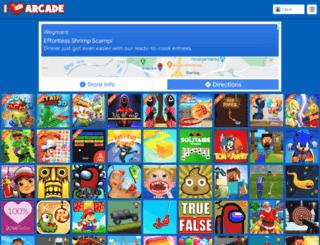 ilovearcade.net screenshot