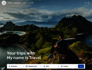 iloveasia.travel screenshot