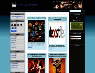 iloveasian.blogspot.com screenshot