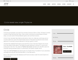ilovecircle.com screenshot