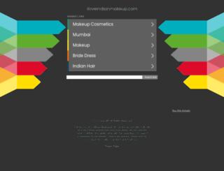 iloveindianmakeup.com screenshot
