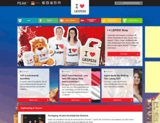 iloveleipzig.com screenshot