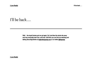 ilovereality.com screenshot