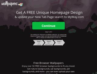 ilovescreensavers.com screenshot